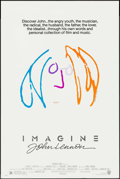 "Movie Posters:Rock and Roll, Imagine: John Lennon (Warner Brothers, 1988). One Sheet (27"" X40.5"") Orange Hair Style. Rock and Roll.. ..."