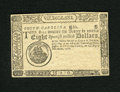 Colonial Notes:South Carolina, South Carolina December 23, 1776 $8 With No Signatures Gem New. Awonderful remainder note from this South Carolina issue th...