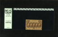 Fractional Currency:First Issue, Fr. 1281 25c First Issue PCGS Very Choice New 64PPQ. Here is a well preserved example of this popular straight edge type tha...