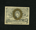Fractional Currency:Second Issue, Fr. 1232 5c Second Issue Gem New. A lovely example of this second issue type that has hulking face margins with good color a...
