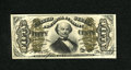 """Fractional Currency:Third Issue, Fr. 1326 50c Third Issue Spinner Very Choice New. A lovely example of this scarcer """"1"""" on face variety that is as original a..."""