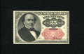 Fractional Currency:Fifth Issue, Fr. 1309 25c Fifth Issue Choice New. One thin margin keeps this note from a higher grade. ...