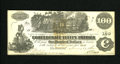 Confederate Notes:1862 Issues, T39 $100 1862. This note was issued by Confederate Agent W.T.Goodwin. He was associated with the Collections Department in ...