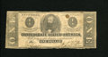 Confederate Notes:1862 Issues, T55 $1 1862. A small spot is found on this note. Good-Very Good....