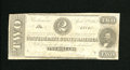 Confederate Notes:1863 Issues, T61 $2 1863. This note was signed by (Miss) B(ettie) J. Clarke and(Mrs.) M(ary) L. Quarles. Very Good-Fine....
