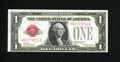 Small Size:Legal Tender Notes, Fr. 1500 $1 1928 Legal Tender Note. Choice New.. A wonderfullyoriginal example of this legal tender ace that has superb col...