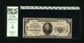 National Bank Notes:Alabama, Birmingham, AL - $20 1929 Ty. 1 The First NB Ch. # 3185. Three banks in Birmingham issued Series 1929 notes. PCGS Fine...