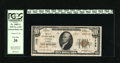 National Bank Notes:Alabama, Selma, AL - $10 1929 Ty. 2 The City NB Ch. # 1736. Officers C.L. Cobb and H.G. Boyd succeeded H.I. Shelley and H.C. Arm...