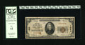 National Bank Notes:Arkansas, Fort Smith, AR - $20 1929 Ty. 1 First National Bank Ch. # 1950. President A.N. Sicard bridged the Large and Small Size e...