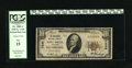National Bank Notes:Arkansas, Fort Smith, AR - $10 1929 Ty. 1 The Merchants NB Ch. # 7240. C.S. Smart and W.J. Echols piloted this Sebastian County ba...