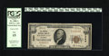 National Bank Notes:Delaware, Wilmington, DE - $10 1929 Ty. 1 The Central NB Ch. # 3395. This is a tougher state for Nationals with this $10 hailing f...