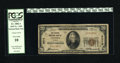 National Bank Notes:Kansas, Topeka, KS - $20 1929 Ty. 1 The Central NB Ch. # 3078. This state capital bank was ran by J.D. Mossman and J.R. Burrow J...
