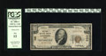 National Bank Notes:Maine, Lewiston, ME - $10 1929 Ty. 1 The First NB Ch. # 330. Officers areW.J. Hibbert and W.B. Skelton. PCGS Fine 12....