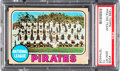 Baseball Cards:Singles (1960-1969), 1968 Topps Pirates Team #308 PSA Gem Mint 10 - Pop Five. ...
