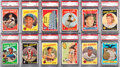 Baseball Cards:Sets, 1959 Topps Baseball Complete Set (572) With Over 170 PSA GradedCards. ...