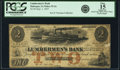 Obsoletes By State:Iowa, Dubuque, IA - E.L. Fuller Banker payable at the Lumberman's Bank ofE.L. Fuller & Co., Grand Haven, Michigan $2 Sept. 1, 1857 ...