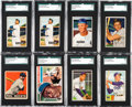 Baseball Cards:Lots, 1948 - 1956 Bowman, Leaf and Topps Baseball Collection (900+). ...