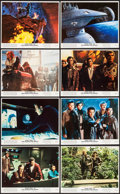 """Movie Posters:Science Fiction, Star Trek III: The Search for Spock (Paramount, 1984). Mini LobbyCard Set of 8 (8"""" X 10""""). Science Fiction.. ... (Total: 8 Items)"""
