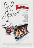 """Movie Posters:Animation, Who Framed Roger Rabbit (Warner Brothers, 1988). German A1 (23"""" X 33""""). Animation.. ..."""