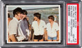Non-Sport Cards:Singles (Post-1950), 1964 Topps Beatles Color Photos #15 PSA Gem MT 10 - Pop One! ...