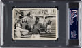 Boxing Collectibles:Autographs, 1960 Cassius Clay (Muhammad Ali) Signed Original Photograph as Team USA Boxer. ...