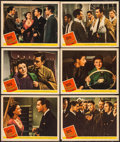 "Movie Posters:War, Flight Command (MGM, 1940). Lobby Cards (6) (11"" X 14""). War.. ...(Total: 6 Items)"