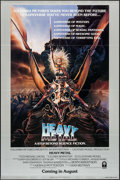 "Movie Posters:Animation, Heavy Metal (Columbia, 1981). One Sheet (27"" X 41"") Advance.Animation.. ..."