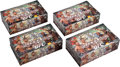 Autographs:Sports Cards, 2013 Topps UFC Bloodlines Unopened Hobby Box Quartet (4). ...