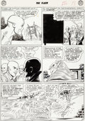 Original Comic Art:Panel Pages, Carmine Infantino and Joe Giella The Flash #132 Story Page10 Original Art (DC, 1962)....