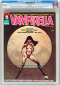 Magazines:Horror, Vampirella #1 (Warren, 1969) CGC NM/MT 9.8 White pages....