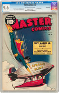 Golden Age (1938-1955):Superhero, Master Comics #49 Pennsylvania Pedigree (Fawcett, 1944) CGC NM+ 9.6 Off-white to white pages....