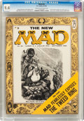 Magazines:Mad, MAD #25 (EC, 1955) CGC NM 9.4 Cream to off-white pages....