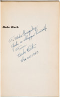 "Baseball Collectibles:Others, 1947 Babe Ruth Signed ""Babe Ruth: The Moments of the Big Fellow""Hardcover First Edition Book...."