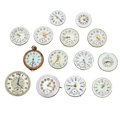 Timepieces:Other , Thirteen Movements & One Pendant. ... (Total: 14 Items)