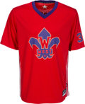 Basketball Collectibles:Uniforms, 2014 Stephen Curry Signed and Inscribed NBA All Star Jersey....