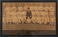 Baseball Collectibles:Photos, 1910 Philadelphia Athletics Imperial Photograph....