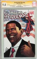 Modern Age (1980-Present):Superhero, The Amazing Spider-Man #583 Fourth Printing - Signature Series(Marvel, 2009) CGC NM/MT 9.8 White pages....
