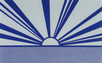 Roy Lichtenstein (1923-1997) The New Gallery of Contemporary Art, 1978 Screenprint on paper 15 x