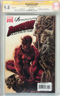 Modern Age (1980-Present):Superhero, Daredevil V2#100 Variant Edition - Signature Series (Marvel, 2007)CGC NM/MT 9.8 White pages....