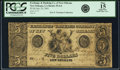 Obsoletes By State:Louisiana, New Orleans, LA - Exchange and Banking Company of New Orleans $5 July 20, 1841 LA-55 G4. PCGS Fine 15 Apparent.. ...