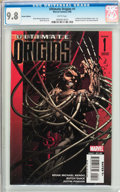 Modern Age (1980-Present):Superhero, Ultimate Origins #1 Variant Edition (Marvel, 2008) CGC NM/MT 9.8 White pages....