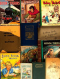 Books:Children's Books, [Children's Books]. Group of Thirteen Children's Books and OneBoxed Game. Various publishers and dates.... (Total: 14 Items)