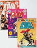 Bronze Age (1970-1979):Adventure, DC Bronze Age Sword and Sorcery Comics Group of 18 (DC, 1970s) Condition: Average NM.... (Total: 18 Comic Books)