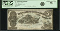 Obsoletes By State:Louisiana, Shreveport, LA - State of Louisiana $5 Mar. 10, 1863 Cr. 14. PCGS Choice About New 55.. ...