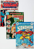 Bronze Age (1970-1979):Miscellaneous, DC Bronze and Modern Age Comics Group of 8 (DC, 1970s-80s)Condition: Average NM.... (Total: 8 Comic Books)