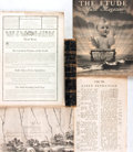 Books:Periodicals, [Periodicals]. Group of Periodicals and Prints. Various publishersand dates.... (Total: 5 Items)