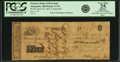 Obsoletes By State:Maryland, Annapolis, MD - Farmers Bank of Maryland $5 Apr. 24, 1827 Contemporary Counterfeit MD-5 C52, Shank 2.3.14. PCGS Very Fine 25 A...