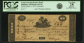 Obsoletes By State:Maryland, Baltimore, MD - Commercial and Farmers Bank $10 Mar. 4, 1837 Contemporary Counterfeit MD-45 C44, Shank 5.39.19C. PCGS Very Fin...