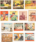 Non-Sport Cards:Sets, 1910's - 1960's Non-Sports Card Collection (800+) With PartialSets. ...