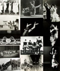 Books:Prints & Leaves, [Dance]. Collection of Eighty-One Photographs and Press Prints Relating to Dance....